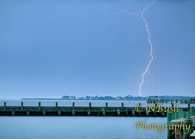 Colington Harbour Lightning