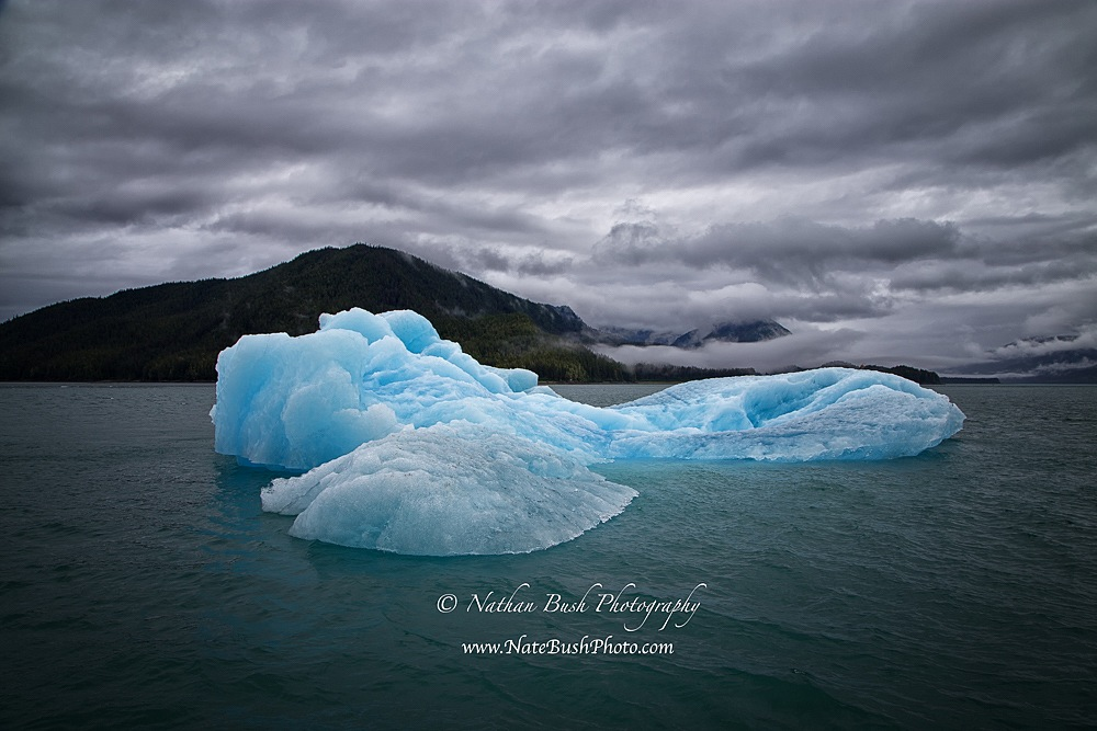 Ice Blue Island