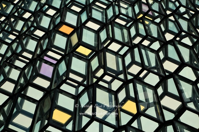 Harpa Concert Hall Windows