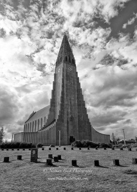 Hallgrimskirkja Iceland Church